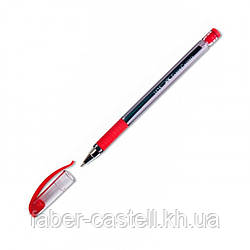 Шариковая ручка Faber-Castell 1425 красная 0,7 мм, 142521