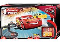 Автотрек Тачки 3 Carrera First 3,5 м (CR-20063011)