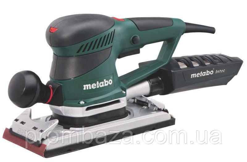 Вібраційна шліфмашина Metabo SRE 4351 TurboTec MetaLoc