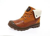 Ботинки женские Arigobello brown коричневые 38