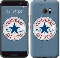 "Чехол на HTC 10 Converse. All star ""3683c-464-12506"""
