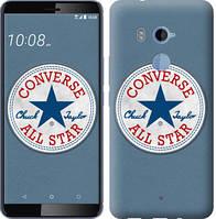 """Чехол на HTC U11 Plus Converse. All star """"3683u-1363-12506"""""""