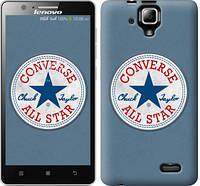 "Чехол на Lenovo A536 Converse. All star ""3683c-149-12506"""