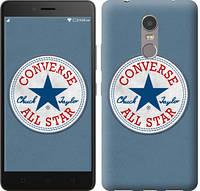 "Чехол на Lenovo K6 Note Converse. All star ""3683c-453-12506"""