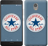 "Чехол на Lenovo Vibe P2 Converse. All star ""3683c-792-12506"""