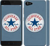 "Чехол на Lenovo ZUK Z2 Converse. All star ""3683c-827-12506"""
