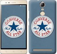 "Чехол на Lenovo Vibe K5 Note Pro Converse. All star ""3683c-394-12506"""
