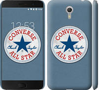 "Чехол на Lenovo ZUK Z1 Converse. All star ""3683c-461-12506"""