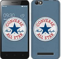 """Чехол на Lenovo Vibe C A2020 Converse. All star """"3683c-283-12506"""""""