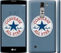 "Чехол на LG G4c H522y Converse. All star ""3683c-389-12506"""