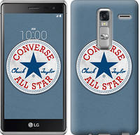 "Чехол на LG K10 2018 Converse. All star ""3683u-1382-12506"""