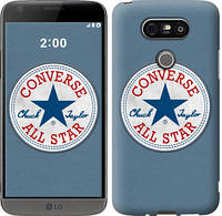 "Чехол на LG G5 H860 Converse. All star ""3683c-348-12506"""
