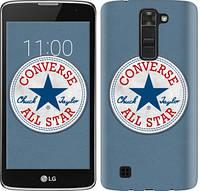 "Чехол на LG K7 Converse. All star ""3683c-451-12506"""