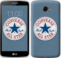 "Чехол на LG K5 X220 Converse. All star ""3683c-457-12506"""