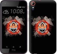 "Чехол на HTC Desire 830 Шахтёр 1 ""317c-785-12506"""