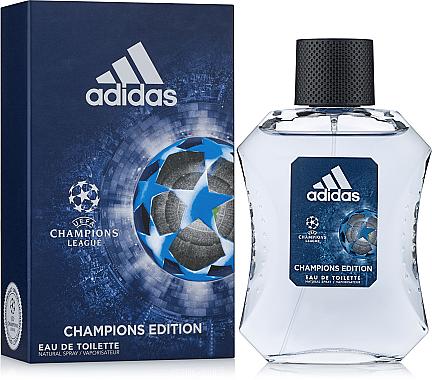 Туалетна вода чоловіча Adidas Champions League 100мл.Champions Edition