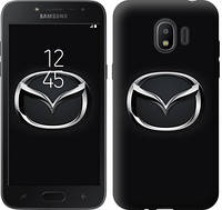 "Чехол на Samsung Galaxy J2 2018 Mazda. Logo ""3120c-1351-12506"""
