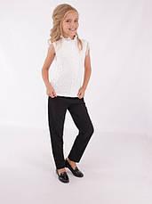 Детская школьная блуза от Bear Richi  для девочки 561558,  128-158, фото 2