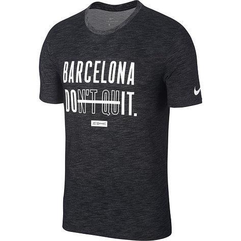 Футболка Nike M NK DRY TEE DFC JDQ BER SLUB AQ1055-010