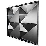 """Форма для 3D панелей """"Орігамі"""" 500*500 мм, фото 4"""