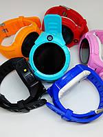 Детские умные часы c GPS трекером Smart Baby Watch Q360 (6 Цветов)