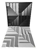 "Форма для 3D панелей ""Концепт"" 500*500 мм"