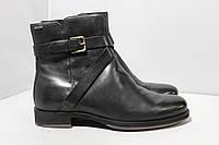 Женские кожаные ботинки  Ecco 42р., фото 1