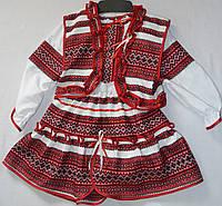 Вишиті лляні плаття в категории этническая одежда детская в Украине ... c816e8c727550