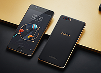 "Телефон ZTE Nubia M2 (NX551J) /4/64 Gb Black/ 5.5"" SUPER AMOLED / Snapdragon 625 / 13Мп / 3630мАч"