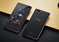 "Телефон ZTE Nubia M2 Black (NX551J) / 4/64 Gb / дисплей 5.5"" SUPER AMOLED / Snapdragon 625 / 13Мп / 3630мАч, фото 1"
