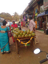 Овощи и Индия.