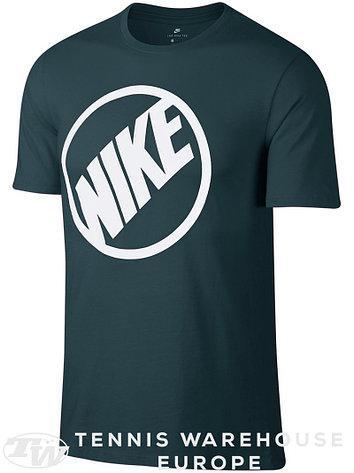 Футболка Nike M NSW TEE BLUE HBR 2