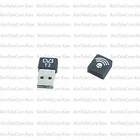 USB WIFI адаптер Т2 skull 7601, маленький