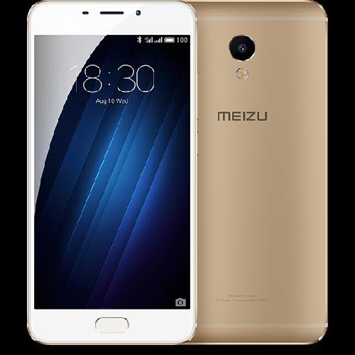 "Смартфон Meizu M3E 3/32GB Gold, 13/5Мп, 3100mAh, экран 5.5"" IPS, 2sim, GPS, 4G, Helio P10, 8 ядер"