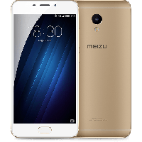 "Смартфон Meizu M3E 3/32GB Gold, 13/5Мп, 3100mAh, экран 5.5"" IPS, 2sim, GPS, 4G, Helio P10, 8 ядер, фото 1"