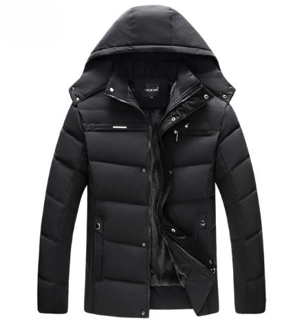 Мужская зимняя куртка. Модель 1856