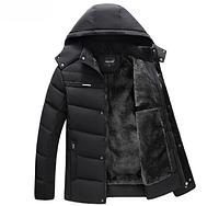 Мужская зимняя куртка. Модель 1856, фото 2