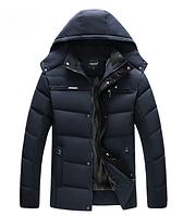 Мужская зимняя куртка. Модель 1856, фото 3