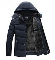 Мужская зимняя куртка. Модель 1856, фото 4