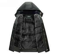 Мужская зимняя куртка. Модель 1856, фото 6