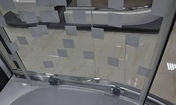 Душова кабіна 100х100 SANTEH 1001 SQ Square, фото 2