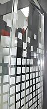 Душова кабіна 100х100 SANTEH 1001 SQ Square, фото 3