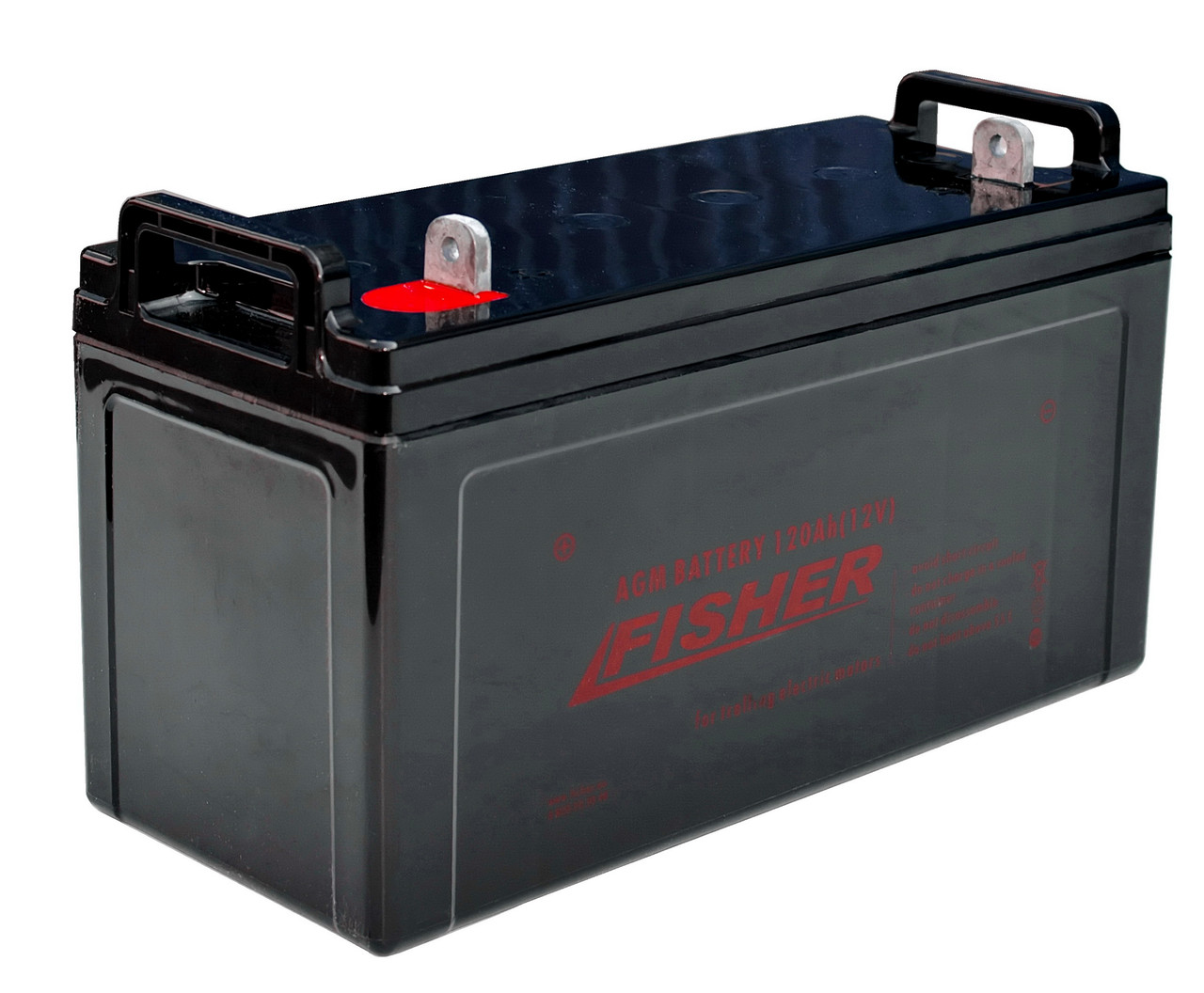 AGM аккумулятор Fisher 120Ah / 12В