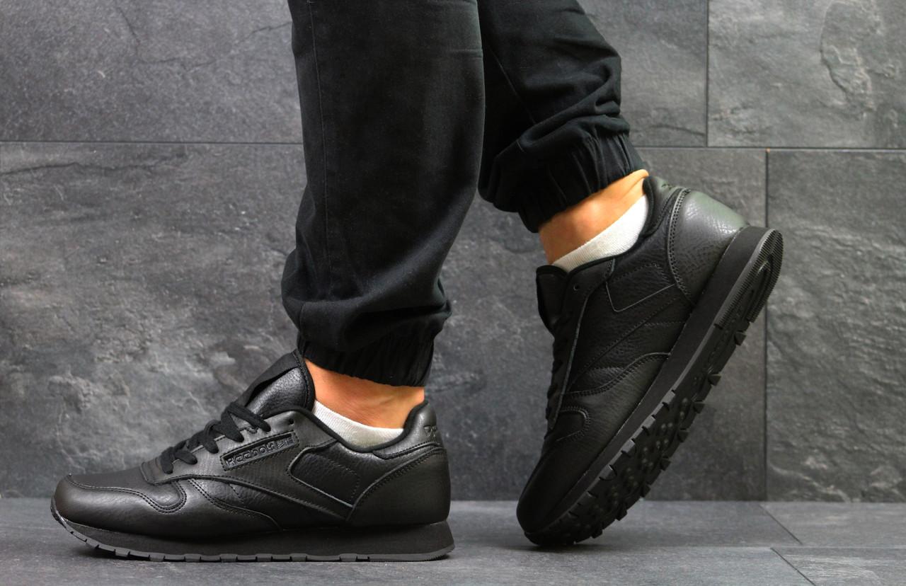 Кожаные мужские кроссовки Reebok Classic ae7148f083caf
