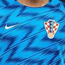 Футболка Nike CRO M NK DRY SQD TOP SS GX (оригинал, тренировочная сборной Хорватии), фото 2
