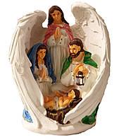 Статуэтка Семья (на укр.,- Родина) Рождество 35 см цветная