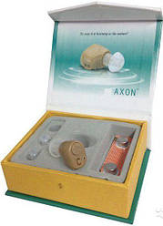 Слуховой аппарат Axon K-86 (на батарейках)