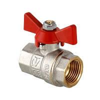 Кран шаровой VALTEC BASE 1/2 вн.-вн. VT.217.N.04