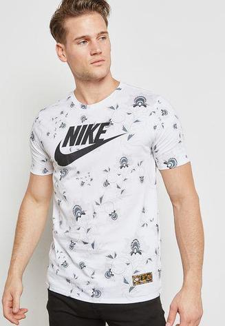 Футболка Nike M NSW TEE CNCPT RED 1
