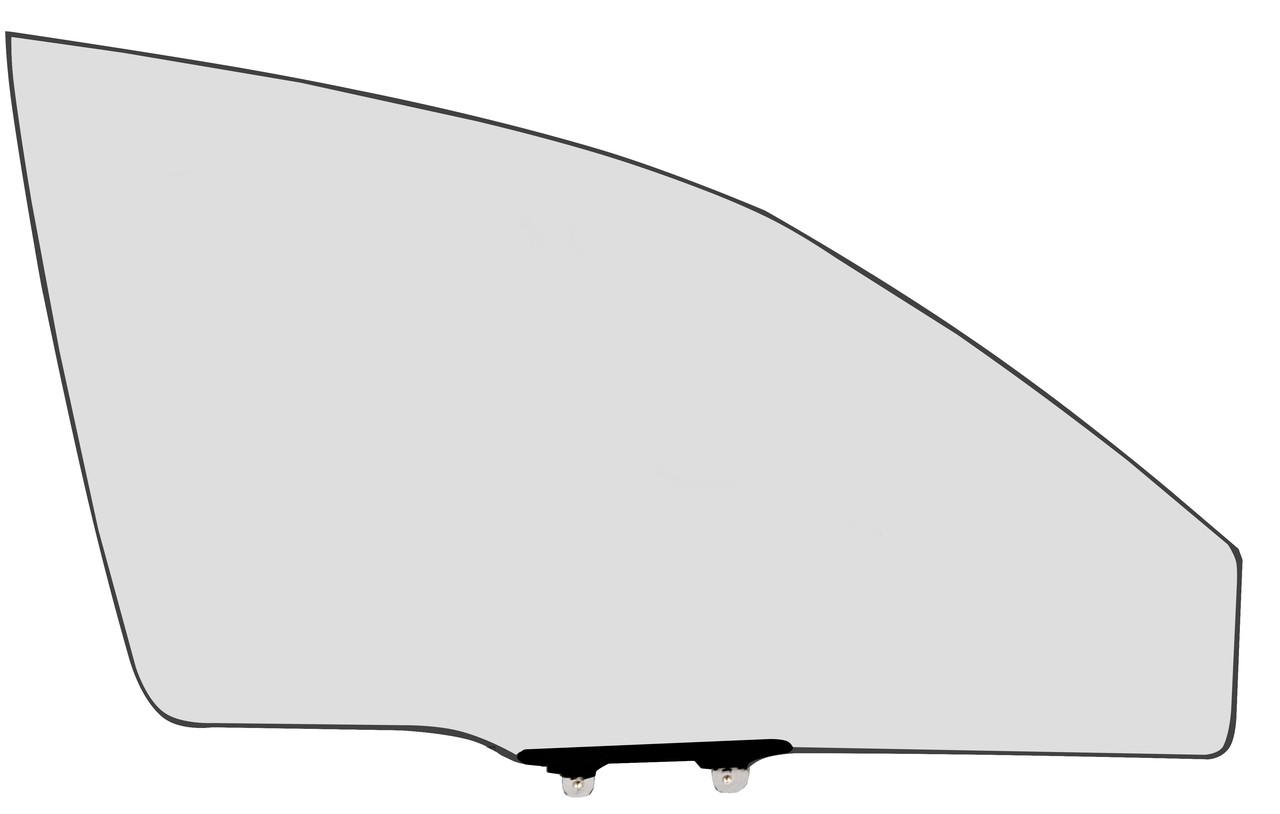 Стекло XYG правой передней двери для Mitsubishi (Митсубиси) Lancer 9 (03-09)